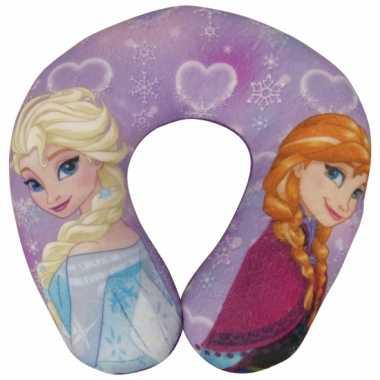 Frozen Anna en Elsa reiskussentje