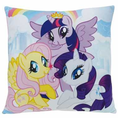 Kinderkamer kussen my little pony