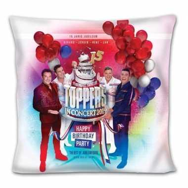 Toppers - officieel toppers in concert 2019 kussen 40x40