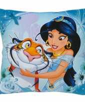 Kinder kussen jasmine aladdin 35 cm