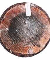 Populier boomstronk boomstam zitkussen 40 cm